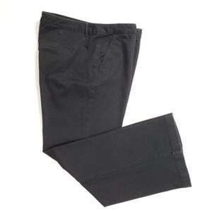 Coldwater Creek Stretch Natural Fit Jeans Black 18